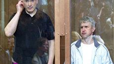 Суд смягчил наказание Ходорковскому и Лебедеву на год