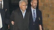 Арест главы МВФ по обвинениям в сексуальных домогательствах