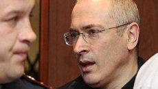 Суд перенес на 24 мая процесс по жалобе на приговор Ходорковскому и Лебедеву