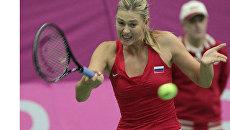 Мария Шарапова выиграла крупный теннисный турнир в Италии