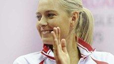 Мария Шарапова разгромила Екатерину Макарову на турнире в Риме
