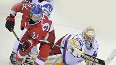 Сборная России сыграет в четвертьфинале ЧМ по хоккею с канадцами