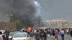 Ситуация в столице Йемена