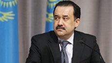 Премьер-министр Казахстана Карим Масимов. Архив