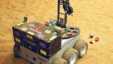 Гулливер помог экипажу Марс-500 исследовать поверхность планеты