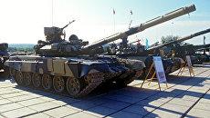 Основной боевой танк Т-90С. Архив