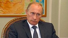 Пожары не сорвут начало учебного года в пострадавших регионах - Путин