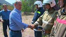 Отключение веб-камер на стройплощадках Путин будет расценивать как ЧП