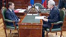 За отсутствие Интернета в школах будут отвечать губернаторы - Медведев