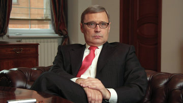 Михаил КасьяновЛидер РНДС Михаил Касьянов