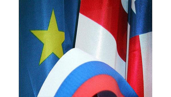 ЕС-Россия-США