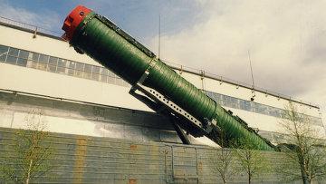 Боевой железнодорожный ракетный комплекс