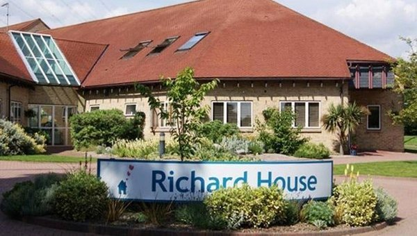 Лондонский хоспис Richard House