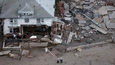 Последствия урагана Сэнди в штате Нью-Йорк