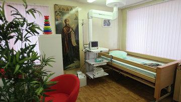 Центр паллиативной помощи детям
