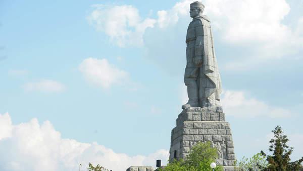 Памятник советским воинам-освободителям Алеша в Пловдиве