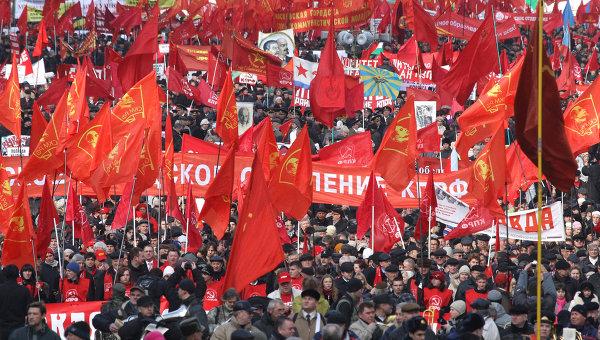 Беларусь осталась единственной страной, отмечающей День Октябрьской революции