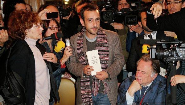 Роман Жерома Феррари Проповедь о падении Рима получил Гонкуровскую премию