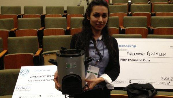 Экономичная и экологичная печь из Индии победила на конкурсе Intel Global Challenge