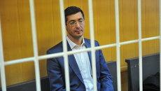 Роман Панов доставлен в Тверской районный суд