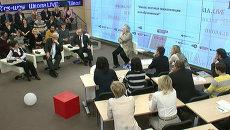 Топ-7 тезисов ток-шоу Школа.LIVE о плюсах и минусах объединения школ
