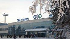Международный Аэропорт Уфы. Архивное фото