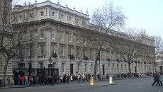 Форин-офис в Лондоне. Архив