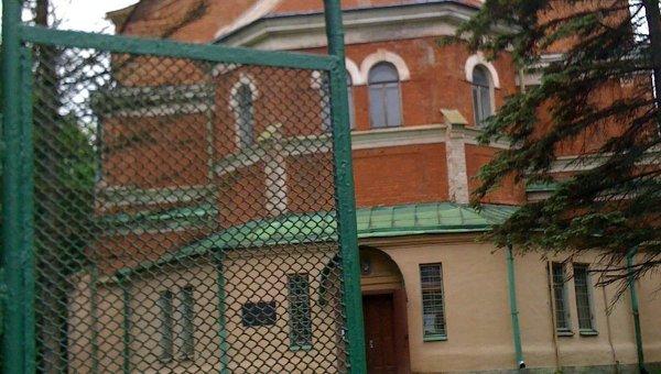 Офисное здание Павловской опытной станции Всероссийского института растениеводства имени Н. И. Вавилова