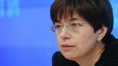 Первый заместитель председателя Банка России Ксения Юдаева, архивное фото