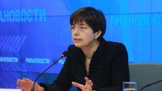 Начальник Экспертного управления президента РФ Ксения Юдаева