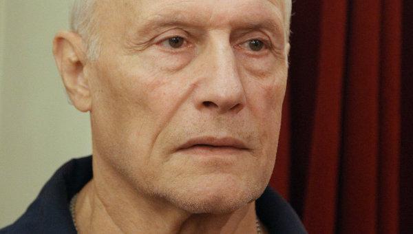 Актер Александр Пороховщиков. Архив