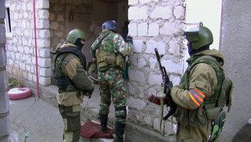Спецоперация в Кабардино-Балкарии. Архивное фото