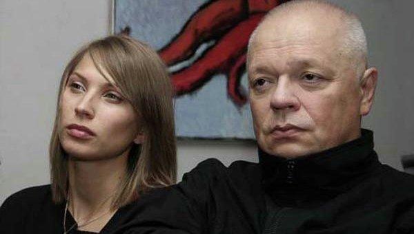 Павел и Эльвира Жагун