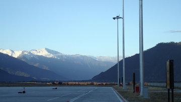 Взлетная полоса аэропорта. Архивное фото