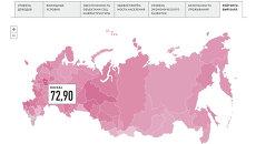 Рейтинг регионов по качеству жизни или кому на Руси жить хорошо