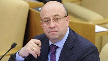Председатель комитета Государственной Думы РФ по конституционному законодательству и государственному строительству Владимир Плигин. Архивное фото