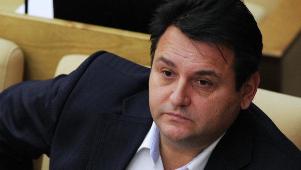Депутат фракции Справедливая Россия Олег Михеев. Архивное фото
