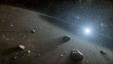 Пояс астероидов. Архивное фото