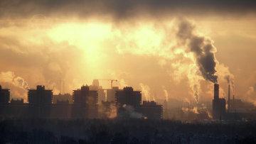 Загрязнение воздуха. Архив