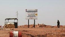 В районе газоперерабатывающего завода в Алжире, где боевики захватили заложников. Архив