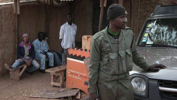 Вооруженный конфликт в Мали