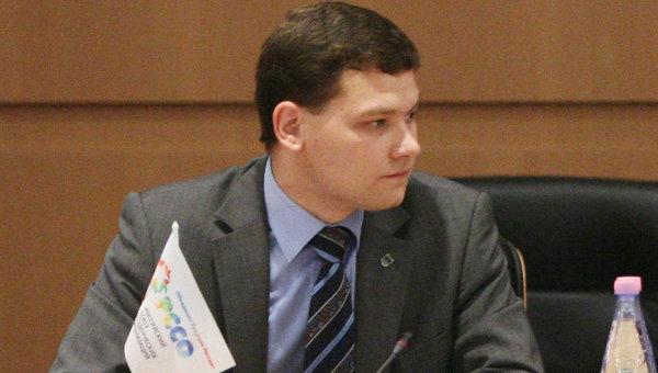Директор специализированного учебно-научного центра (СУНЦ) имени Колмогорова МГУ Андрей Андриянов. Архив