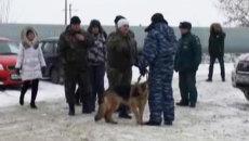 Полицейские нашли на снегу школьный дневник пропавшей в Татарстане девочки
