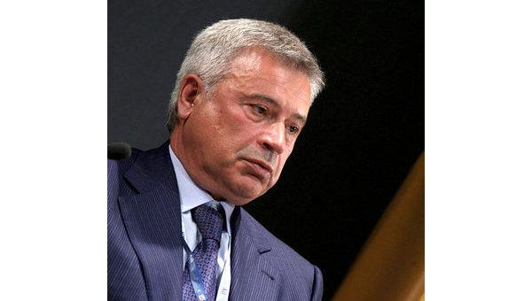 Президент, председатель правления ОАО Лукойл Вагит Алекперов