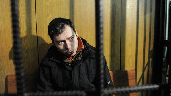 Суд продлил срок ареста Д.Виноградова, расстрелявшего коллег в офисе фармацевтической фирмы