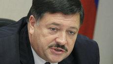 Председатель ФСС РФ Сергей Калашников. Архивное фото