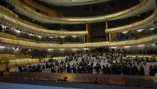 Новая сцена Мариинского театра. Архивное фото