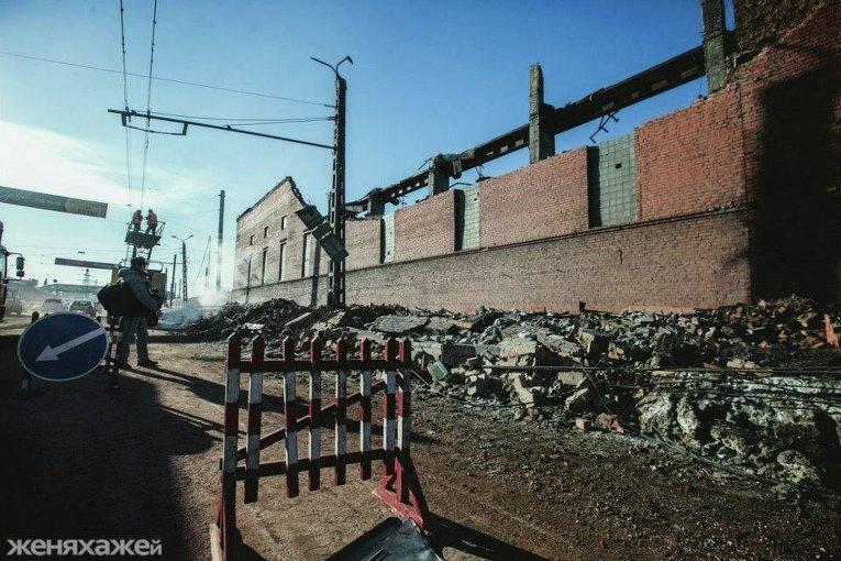 Последствия падения метеорита в Челябинск