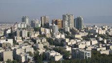 Тегеран столица Ирана. Архивное фото