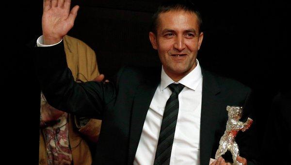 Назиф Мужич получил награду Берлинале за лучшую мужскую роль